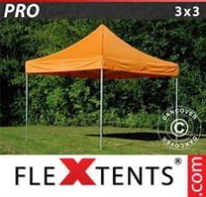 Barnum pliant 3x3m Orange